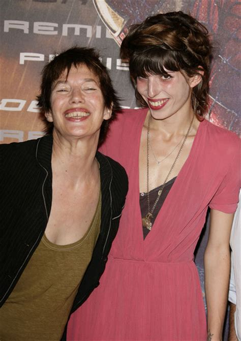 jacques doillon y jane birkin jane birkin and lou doillon photos photos spider man 3