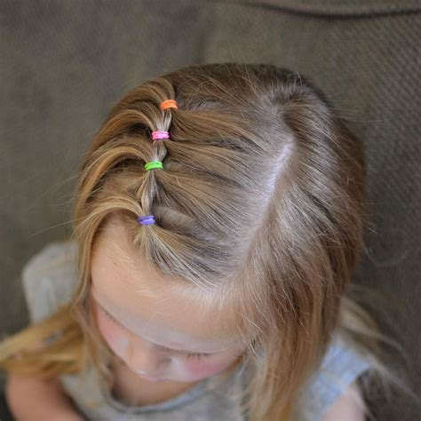 Super Cute And Easy Toddler Hairstyle With Images