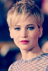 Jennifer Lawrence Hairstyles Hairstyle For Women