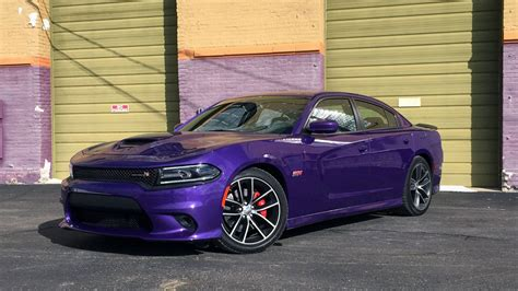 2016 Dodge Charger R/T Scat Pack drive review with photo