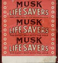 life saver candy wrapper