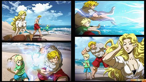 Fan Art Cosplays Official Art And Infos About Ken Masters