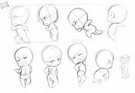 Chibi practice 1 by Ca...