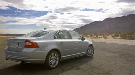 Road Test Of The 2007 Volvo S80 V8 Awd