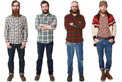 The Rise Of The 'lumbersexual