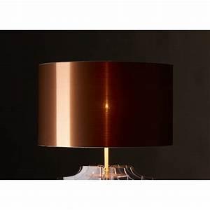 Abat Jour Cuivre : lampe plexiglas avec abat jour dor 44 lights design ~ Teatrodelosmanantiales.com Idées de Décoration