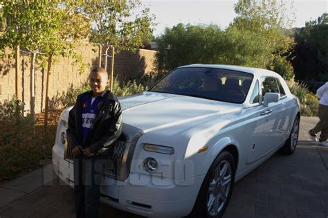 50 Cent & Rick Ross' Son At Floyd Mayweather's Mansion