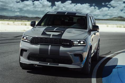Dodge's durango srt doesn't just haul ass, it hauls everything. 2021 Dodge Durango Hellcat: Most Powerful SUV