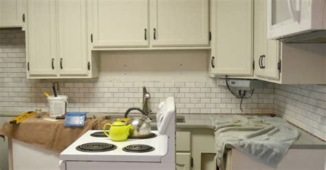 kitchen tile makeover kitchen makeover diy tile backplash hometalk 3264
