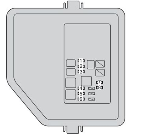 2013 camry se fuse box wiring diagram
