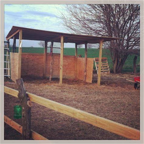 build  pole barn step  step joy studio design