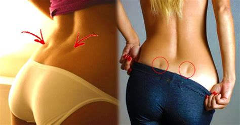 The muscles of the back can be divided in three main groups according to their anatomical position and function. Do you Know what these Two Dimples in the Lower Back ...