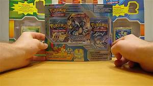 Froakie Pokemon X and Y Blister Pack Opening (3/3 Holos ...