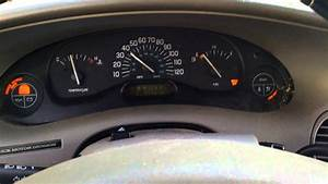 99 Buick Century 3100 Rolling Launch