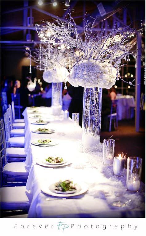 Winter Wedding Ideas Romantic Decoration