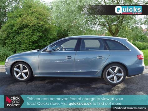 Used Audi A4 20t Fsi S Line 5dr For Sale  What Car? (ref
