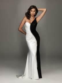 Black and White Prom Dresses