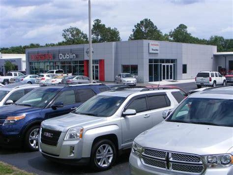 Dublin Chevrolet Nissan Buick Gmc  Dublin, Ga 310213037