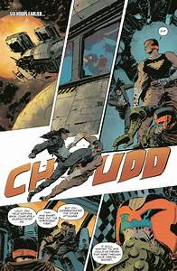 ComicList Preview: JUDGE DREDD ANNUAL #1