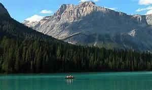 Las montañas rocosas de Canadá : Patrimonios de la Humanidad