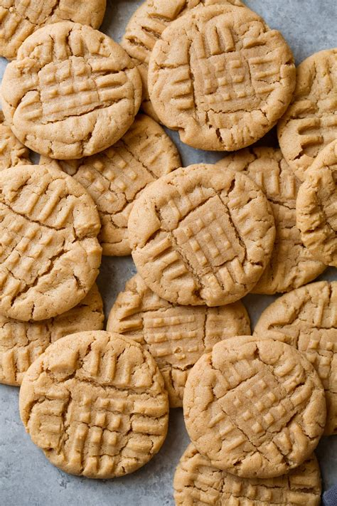 Best Peanut Butter Peanut Butter Cookies Best Easy Recipe With