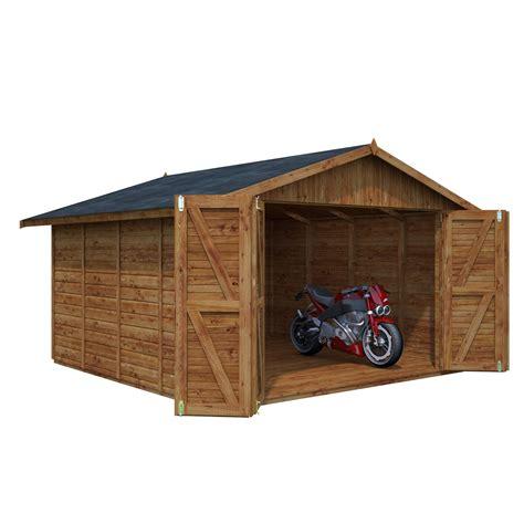 leroy merlin chalet en bois attrayant leroy merlin chalet de jardin 13 garage en bois construction bois import garden