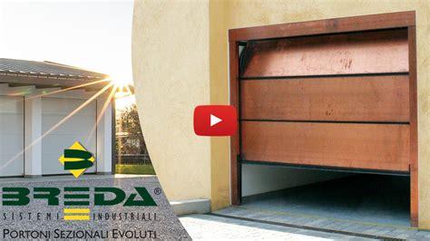 porte sezionali breda porte garage breda i portoni sezionali palpebra e le
