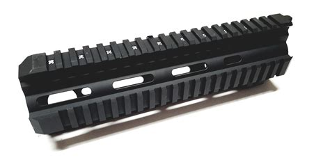 hk  handguard rail black  condition  ffl required