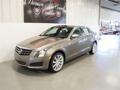 Cadillac Ats 2 0 Turbo 0 60 by Buy New 2014 Cadillac Ats 2 0l Turbo Luxury In 2820