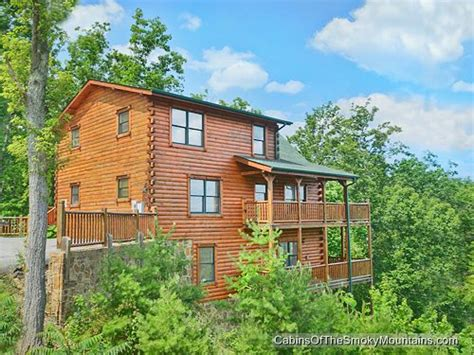 5 Bedroom Cabins In Pigeon Forge by Pigeon Forge Cabin Panoramic Paradise 5 Bedroom