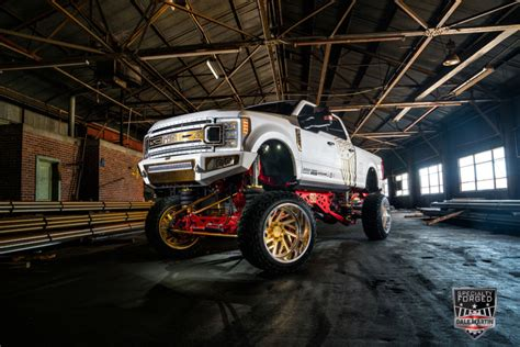 ford    specialty forged wheels