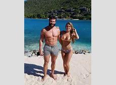 Dan Bilzerian and Sofia Bevarly's Virgin Islands Vacay
