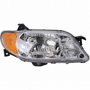 For Mazda Protege 2001 2002 2003 Right Side Headlight