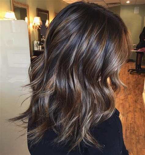 Chocolate Brown And Hairstyles by 60 Chocolate Brown Hair Color Ideas For Brunettes In 2019