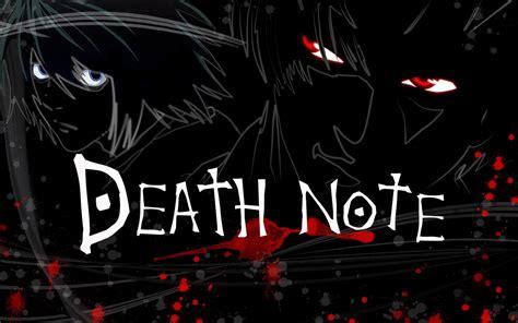 death note anime wallpaper wallpupcom