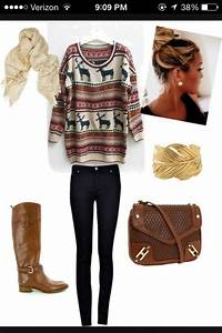 Cute outfit for a casual winter party   Cute outfits   Pinterest   Casual winter Style and Outfit