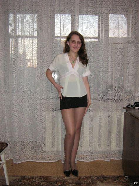 Ph102  In Gallery Amateur Russian Teen In Pantyhose