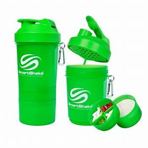 SMARTSHAKE 200oz 600ml neon green Farmacia Del Ni±o