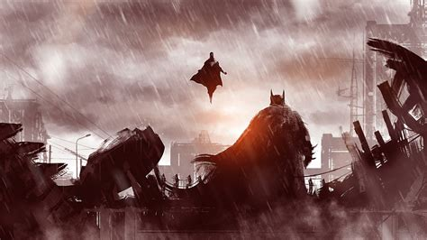 Batman V Superman 10 Things We Hope They Get Right