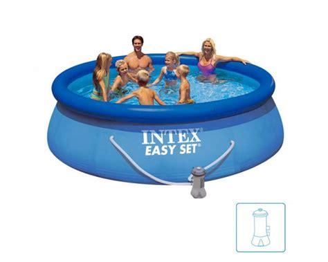 up pool 366x91 intex easy set pool 366x91 cm inkl filterpumpe