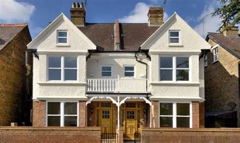 What Does Detached House - what is a semi detached house quora