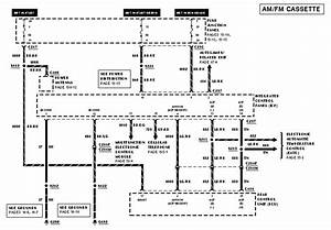 1999 Sable Radio Wiring Diagram