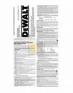 Download Free Pdf For Dewalt Dc500 Vacuum Manual