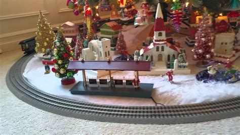 christmas trains for under the tree lionel polar express set tree