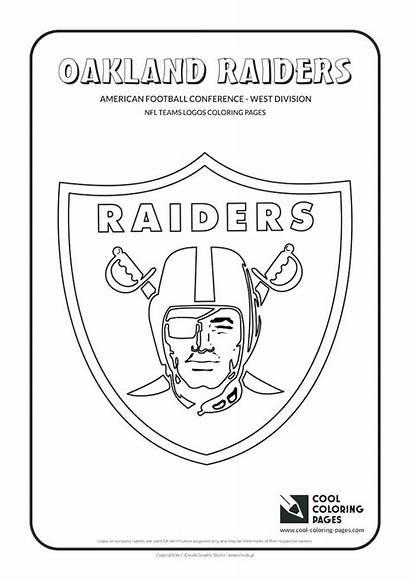 Coloring Football Vikings College Teams Viking Adult