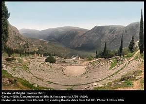 Delphi  Greek Theatre