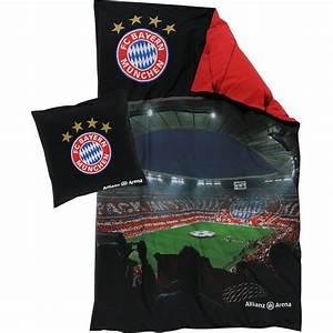Fc Bayern Bettwäsche : fc bayern bettw sche allianz arena altersempfehlung ab 6 ~ Watch28wear.com Haus und Dekorationen