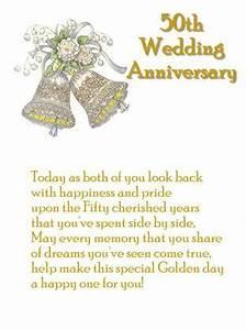 50th wedding anniversary wishes golden wedding anniversar With words for a 50th wedding anniversary card