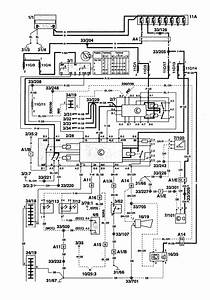 Volvo 960  1997  - Wiring Diagrams  Anti