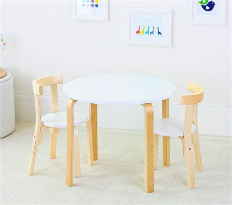 modern birch wood table 2 chairs set modern